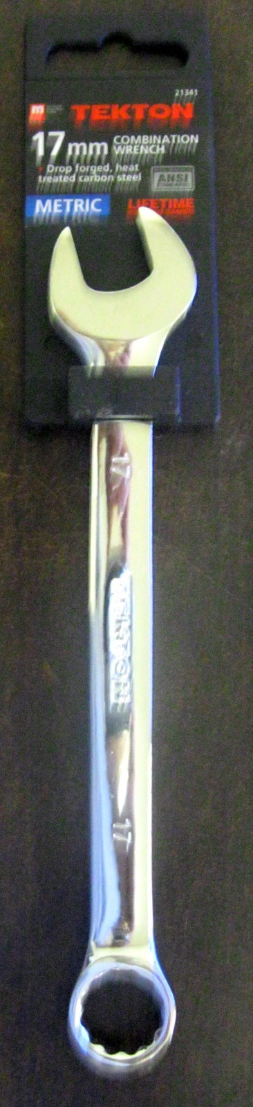 New MIT 17mm Combination Wrench #21341