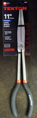 """New MIT 11"""" Extra Long Pliers Cushion Grip #3494"""