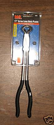 """New MIT 11"""" Extra Long Ring Nose Plier #3495"""